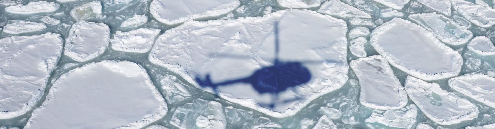 Flying shadow (Credit: Jan-Marcus Nasse (distributed via imaggeo.egu.eu))