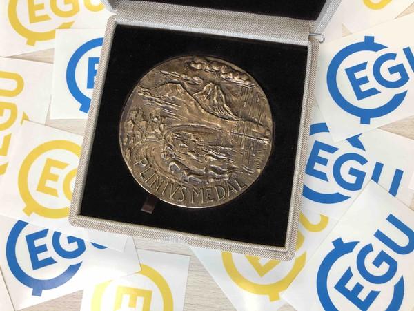 EGU's Plinius Medal
