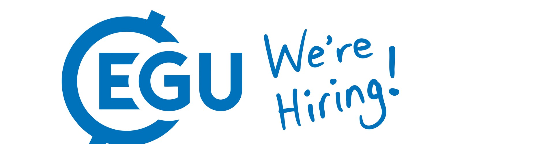 EGU is hiring