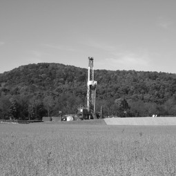 Drilling for shale gas