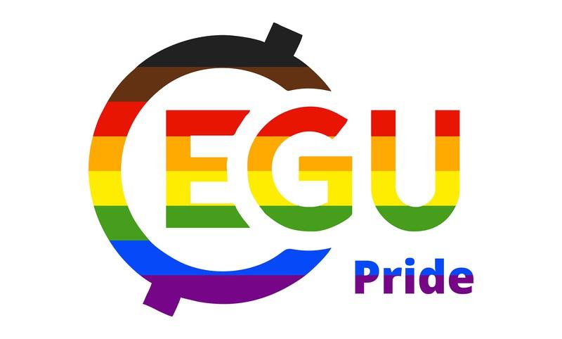 EGU Pride logo