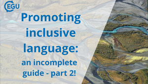 Promoting inclusive language cover