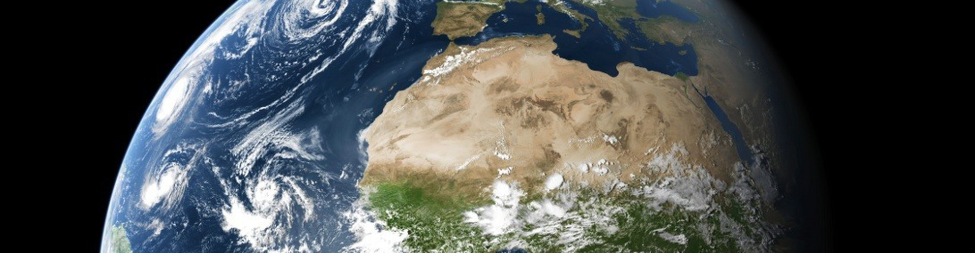 Hurricane season 2010 as seen from a satellite (Credit: Maximilian Reuter, distributed via imaggeo.egu.eu)
