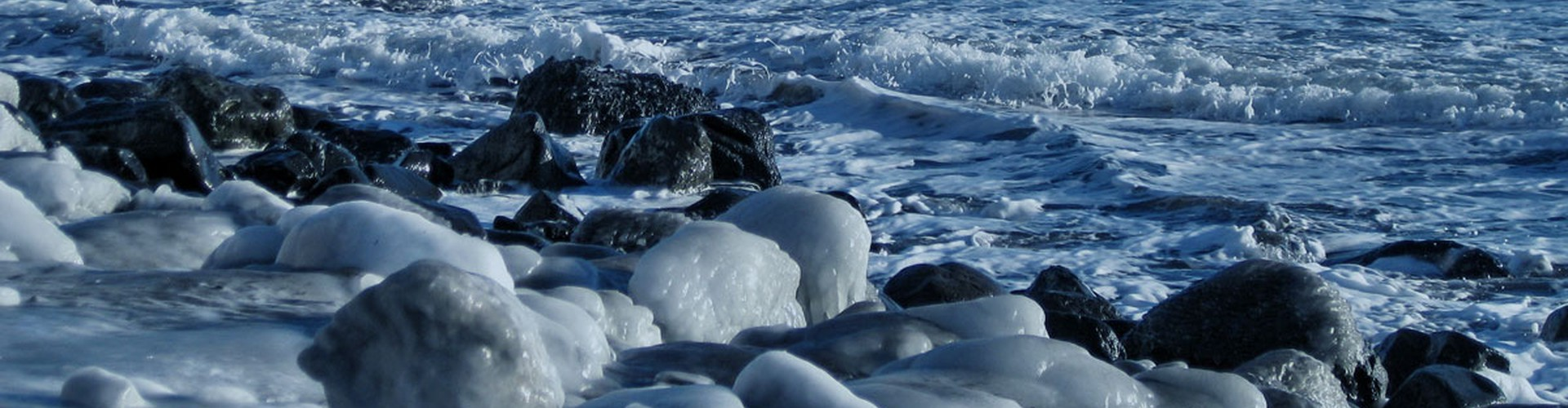 Winter shore (Credit: Dmitry Savelyev, distributed via imaggeo.egu.eu)