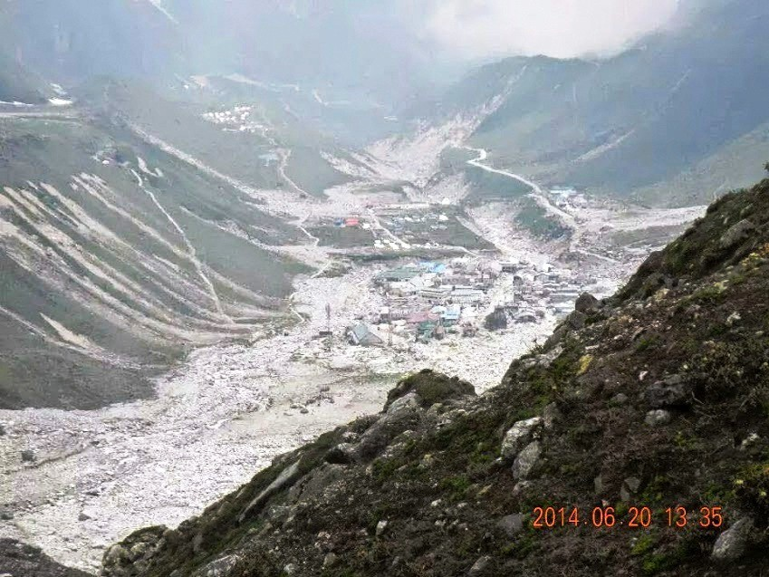Aftermath caused by Cloud Burst and Flood in Kedarnath, Uttarakhand, India (Credit: Rahul Dixit via Imaggeo)