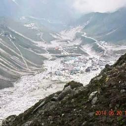Aftermath caused by Cloud Burst and Flood in Kedarnath, Uttarakhand, India