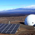 The HI-SEAS analog astronaut training facility high on Mauna Loa, Hawaii