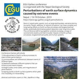 Flyer for 6th Galileo Conference