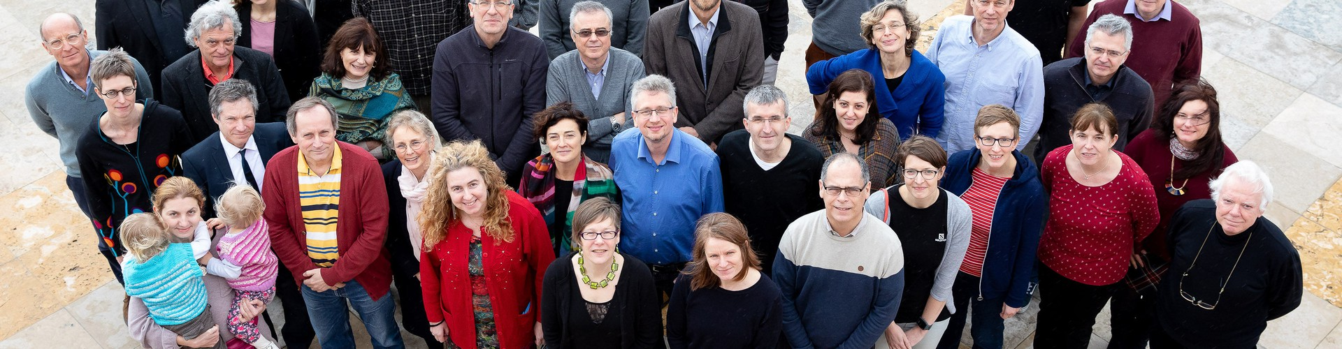 EGU Council members and others at the Programme Committee and Council February 2019 meetings