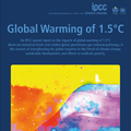 Cover of IPCC SR15 report