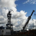 Fracking operations