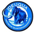 German Quaternary Association (DEUQUA) logo