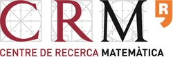 Centre de Recerca Matemàtica logo