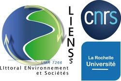 LIttoral, ENvironment and Societies (LIENSs) - UMR 7266 /CNRS logo