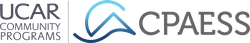 University Corporation for Atmospheric Research/Cooperative Programs for the Advancement of Earth System Science logo