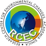 Research Center for Environmental Changes, Academia Sinica, TAIWAN logo