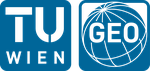 TU Wien, Department of Geodesy and Geoinformation logo