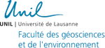 Lausanne University Switzerland logo