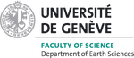 University of Geneva - Department of Earth Sciences logo