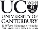 Centre for Atmospheric Research at the School of Earth and Environment, University of Canterbury, New Zealand logo