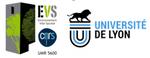 CNRS - EVS - UMR 5600 (University of Lyon, FR) logo