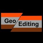 GeoEditing logo