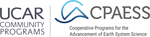 University Corporation for Atmospheric Research Cooperative Programs for the Advancement of Earth Systems Science logo