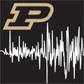 Purdue University Seismology logo