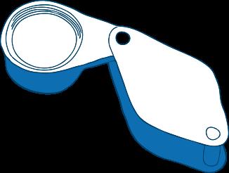 The LOUPE logo